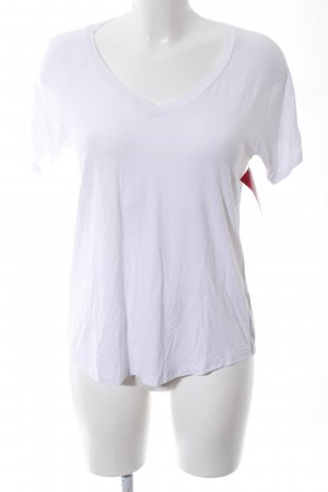 American Eagle Outfitters T-Shirt weiß Casual-Look