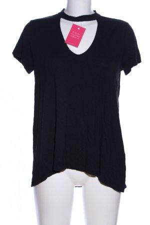 American Eagle Outfitters T-shirt noir style décontracté
