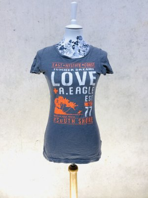 AMERICAN EAGLE OUTFITTERS T-Shirt GR. XS 34 36