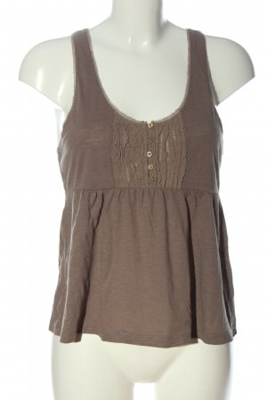 American Eagle Outfitters Tank Top brown flecked casual look
