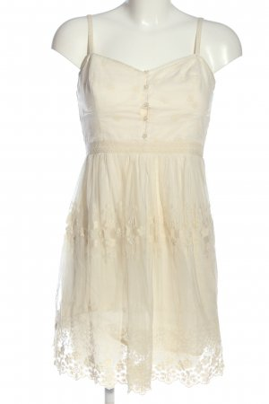 American Eagle Outfitters Pinafore dress cream elegant