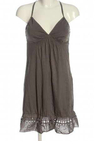 American Eagle Outfitters Pinafore dress light grey casual look