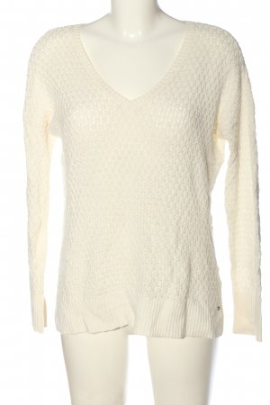 American Eagle Outfitters V-halstrui wit casual uitstraling