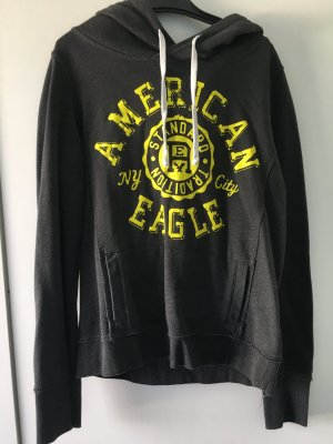 American Eagle Outfitters Sweatshirt met capuchon veelkleurig