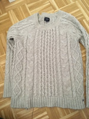 American Eagle Outfitters Knitted Sweater multicolored