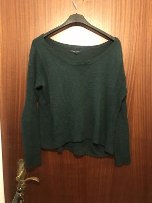 American Eagle Outfitters Oversized Sweater dark green