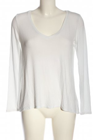 american eagle Ribbed Shirt white casual look