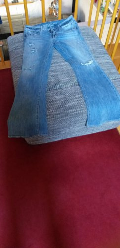 American Eagle Outfitters Jeans bleu
