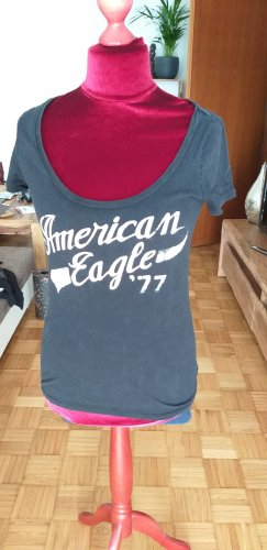 American Eagle Outfitters Camisa negro