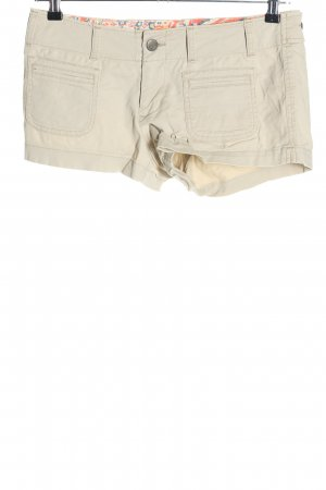 american eagle Shorts blanco puro look casual