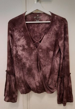 American Eagle Outfitters Chemisier multicolore