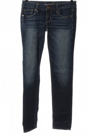 american eagle Straight Leg Jeans blue casual look