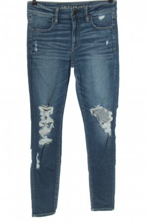 american eagle Stretch Jeans blue casual look