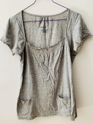 American Eagle Outfitters T-shirt gris clair