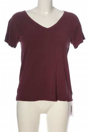american eagle V-Neck Shirt red casual look