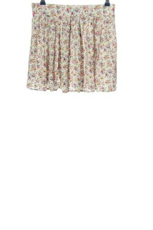 American Rag CIE Mini-jupe motif de fleur style décontracté