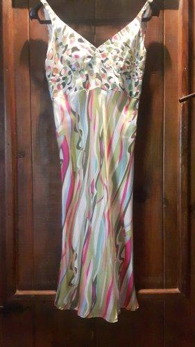 American Retro Vestido a media pierna multicolor