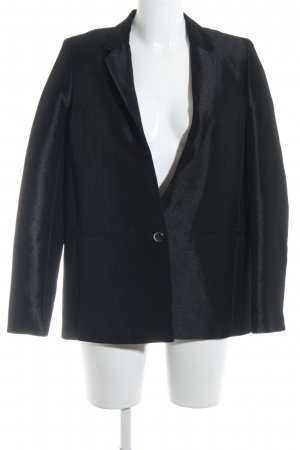 American Retro Short Blazer black business style