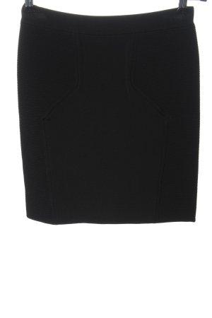 American Retro Mini rok zwart casual uitstraling