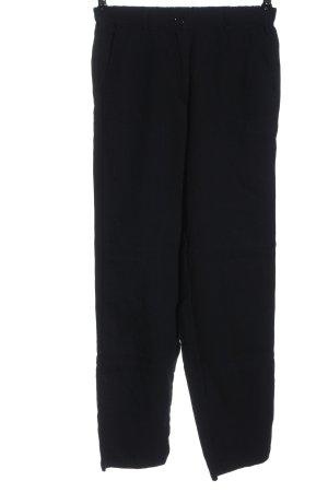 American Vintage Pantalon 7/8 noir style d'affaires