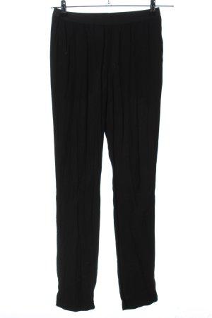 American Vintage Baggy Pants schwarz Casual-Look