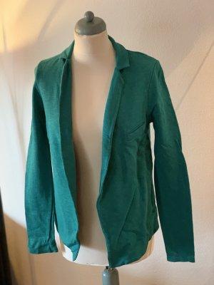 American Vintage Sweat Blazer blue-green