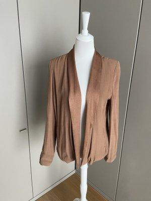 American Vintage Klassischer Blazer sand brown-light brown