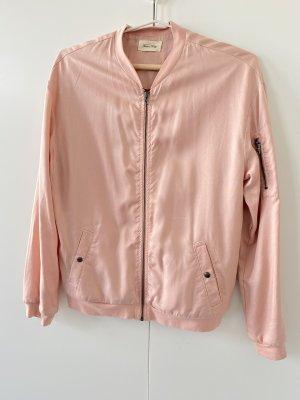 American Vintage Bomber Jacket dusky pink-pink