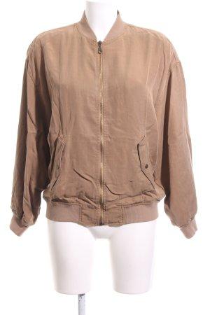 American Vintage Blouson marrone stile casual