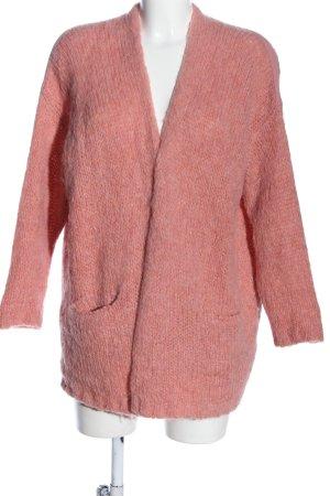 American Vintage Cardigan pink casual look
