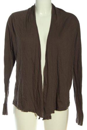 American Vintage Cardigan marrone stile casual