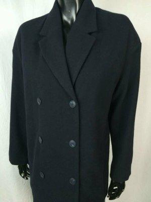American Vintage Between-Seasons Jacket dark blue wool