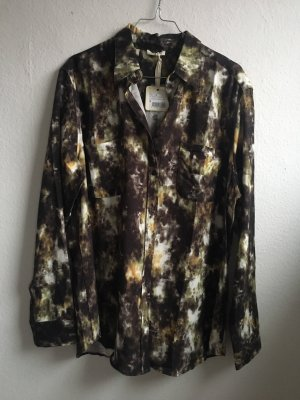 American Vintage Long Sleeve Shirt multicolored