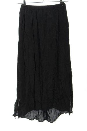 American Vintage High Waist Skirt black casual look