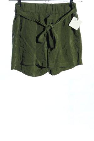 American Vintage High waist short groen casual uitstraling
