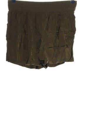 American Vintage Pantalón corto caqui look casual