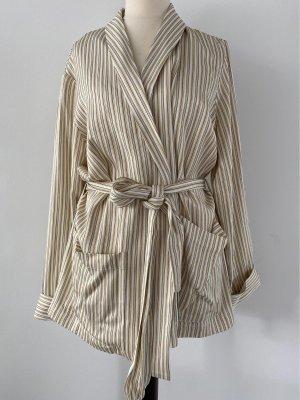 American Vintage Wraparound Jacket multicolored viscose