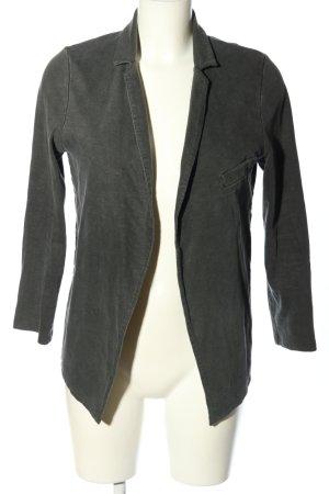 American Vintage Jersey Blazer light grey casual look