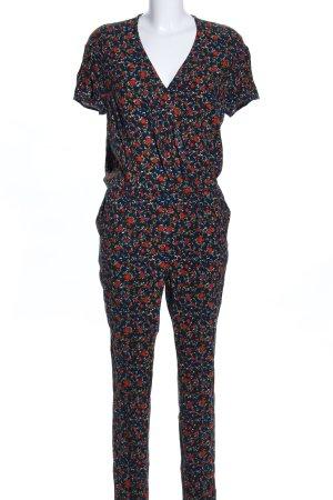 American Vintage Jumpsuit allover print casual look
