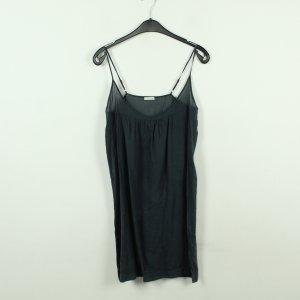 American Vintage Fond de robe gris foncé coton
