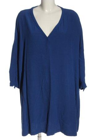 American Vintage Sukienka koszulowa niebieski W stylu casual