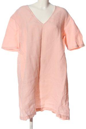 American Vintage Sukienka z krótkim rękawem różowy W stylu casual