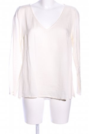 American Vintage Blouse met lange mouwen wit casual uitstraling