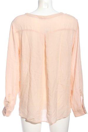 American Vintage Langarm-Bluse pink Casual-Look