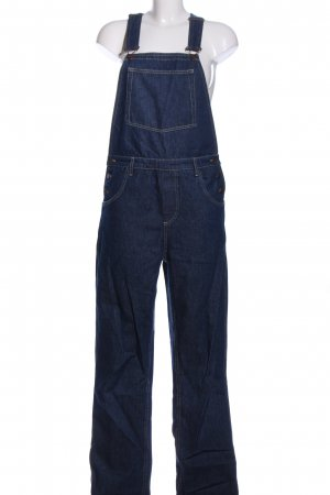 American Vintage Bib Denim blue casual look