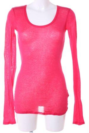 American Vintage Longsleeve pink casual look