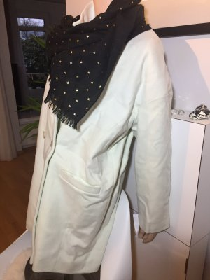 American Vintage Winter Coat white