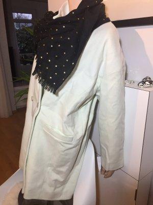 American Vintage Płaszcz zimowy biały