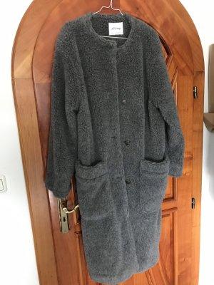 American Vintage Wollen jas veelkleurig