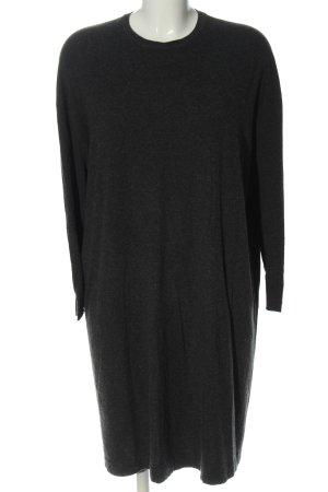 American Vintage Robe mi-longue noir style décontracté